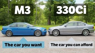 Awesome Affordable Cars For Young People: BMW 330Ci by Car Throttle