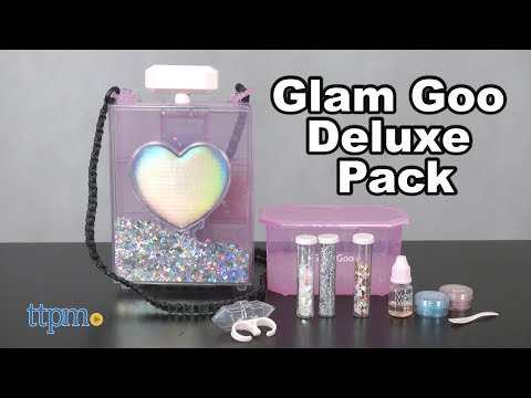 Glam Goo Deluxe Pack from MGA Entertainment