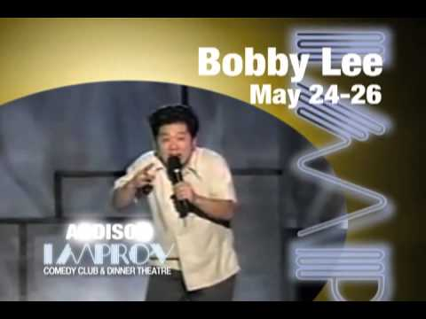 Bobby Lee at The Improv Comedy Club & Dinner Theatre in Addision, TX  (Dallas)