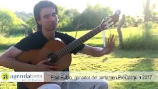 Pico Rubio a Cosquín