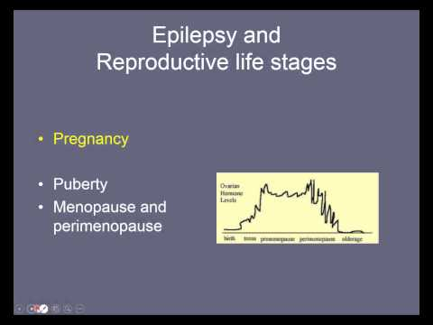 Epilepsy Webinar – Epilepsy and Women: there are some real differences – Olgica Laban-Grant, MD