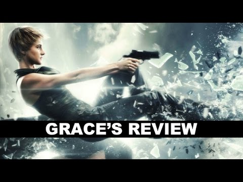 Insurgent Movie Review - Divergent 2 2015 - Beyond The Trailer