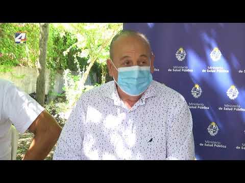 Ministerio de Salud pública envió test rápidos de Covid-19 para Paysandú