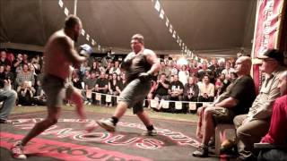 Video Boom! Boom Butterbean! Brophy Tent Fight  BRAWL Burnett Heads 2015 MP3, 3GP, MP4, WEBM, AVI, FLV Juni 2019