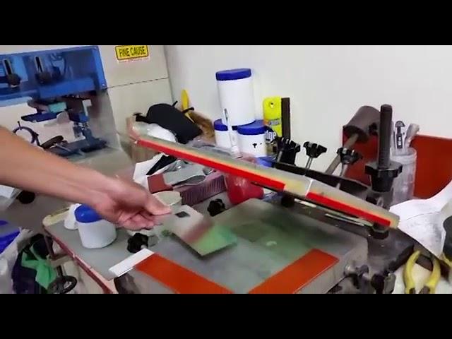 手印台使用教学
