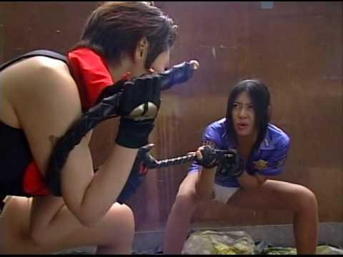 Wild catfight from Japan (видео)