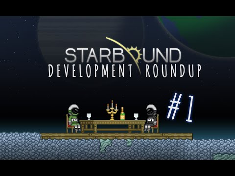 Starbound Development Roundup #1