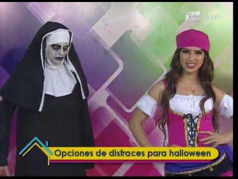 Opciones para disfraces para halloween