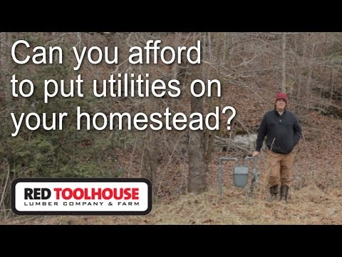 EP76: Do a utility assessment before buying your homestead land