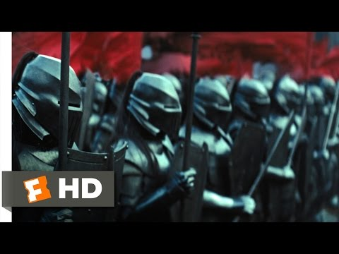 Snow White and the Huntsman (1/10) Movie CLIP - An Army of Glass (2012) HD