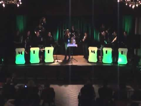 Oscar Kliewe Trumpet Solo with Mighty Brass Band