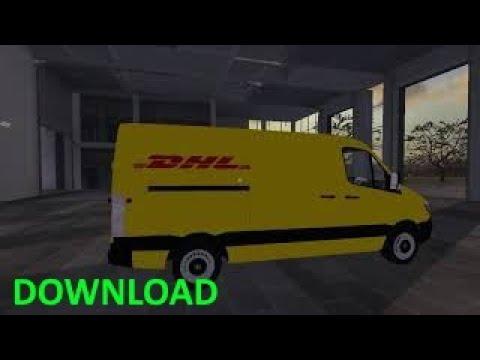 Mercedes Benz Sprinter DHL v2.0