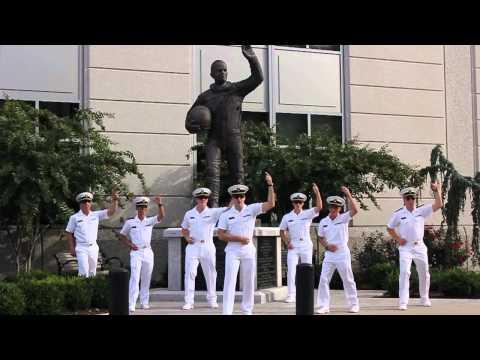 美國海軍-江南Style,PSY騎馬舞目前最帥的版本!