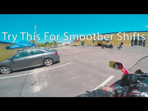 Smoother Shifting Motorcycle Tip And Checking Out A Bike Event