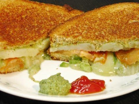 Easy Sandwich Recipe for Kids