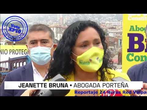 Jeanette bruna distrito 7