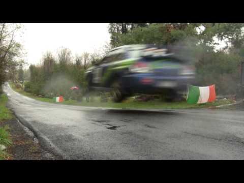 Cyril Kearney / Mark McAlister mega skok (nie Kubica)