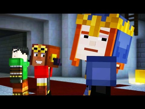 Minecraft: Story Mode Walkthrough - Ending - Episode 8: A Journey's End? - Chapter 6