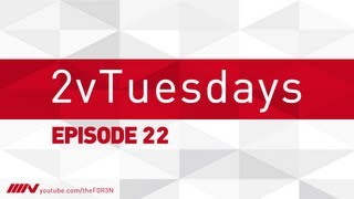 #2vT 2vTuesdays w/ Geroldus - ep. 22 Getting Games Early