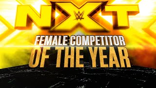 Nonton Nxt Female Competitor Of The Year Nominees  Wwe Nxt  Jan  2  2019 Film Subtitle Indonesia Streaming Movie Download