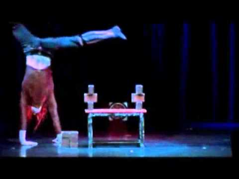 Hand Balancing Act