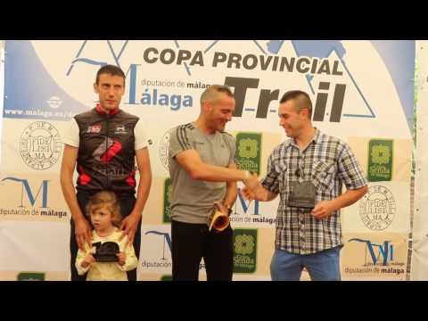 X CxM Alpandeire 2016. 3� Prueba de la I Copa Provincial de Trail Diputaci�n de M�laga