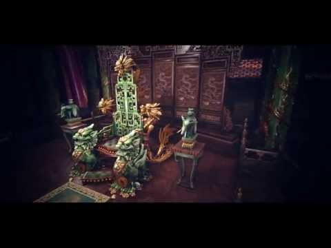Throne of Jade Emperor (UE4)