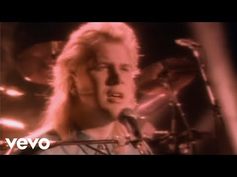 The Jeff Healey Band - Angel Eyes (Official Video)
