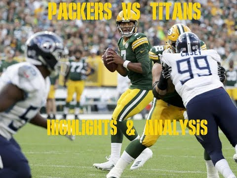 Packers beat Titans 31-17 Highlights & Analysis