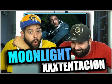 HIS VOICE IS AN INSTRUMENT!! XXXTENTACION - MOONLIGHT (OFFICIAL MUSIC VIDEO) *REACTION!!