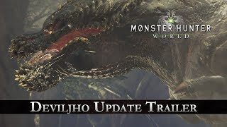 Видео к игре Monster Hunter: World из публикации: Хирокадзу Хамамура считает, что продажи Monster Hunter: World составят 10 миллионов копий