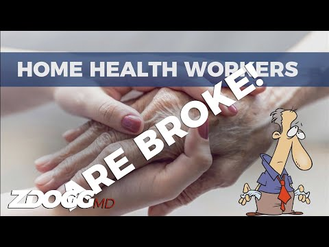 Home Health Workers Are Broke (and other not-nice news) | Incident Report 016 | ZDoggMD.com