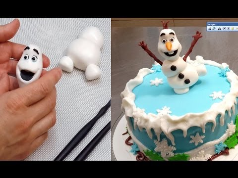 cake design - frozen cake in 5 minuti!!