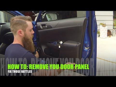 Video Subaru Impreza 08+ Door panel removal download in MP3, 3GP, MP4, WEBM, AVI, FLV February 2017
