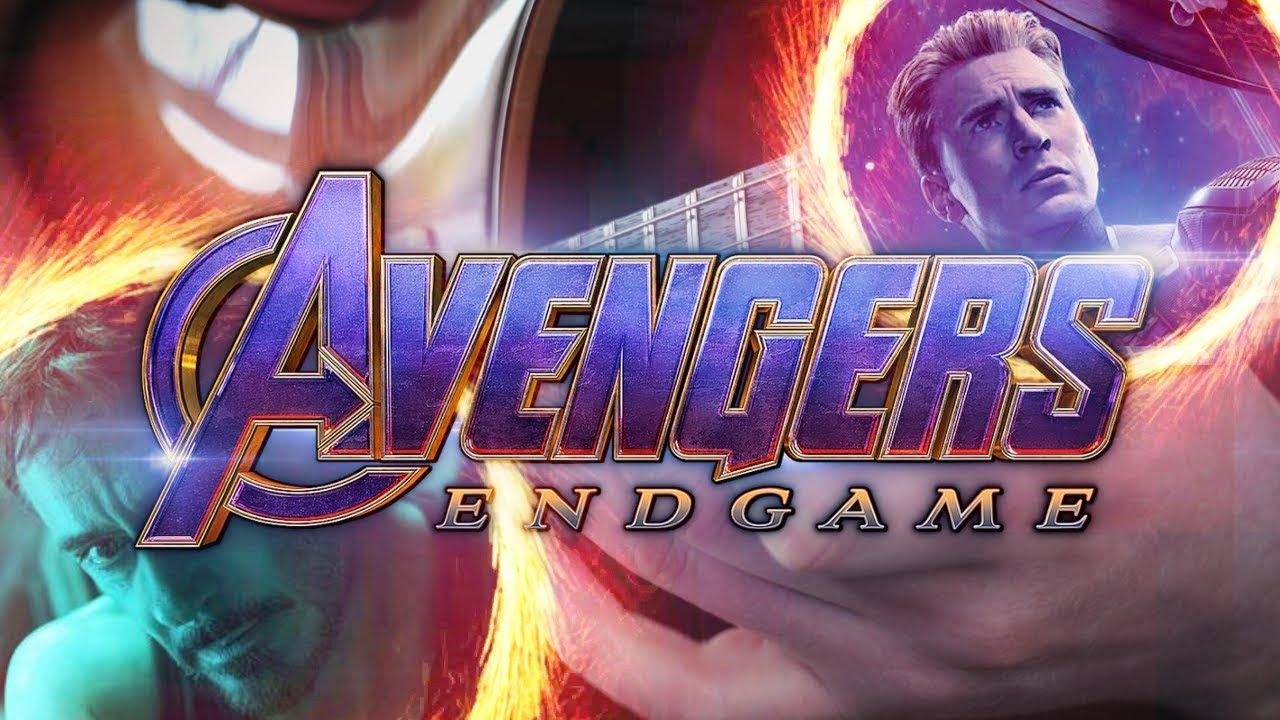 Portals (Avengers Endgame) on Guitar