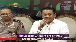 Video Klarifikasi Penembakan Gedung DPR - iNews Sore 15/10 MP3, 3GP, MP4, WEBM, AVI, FLV Oktober 2018