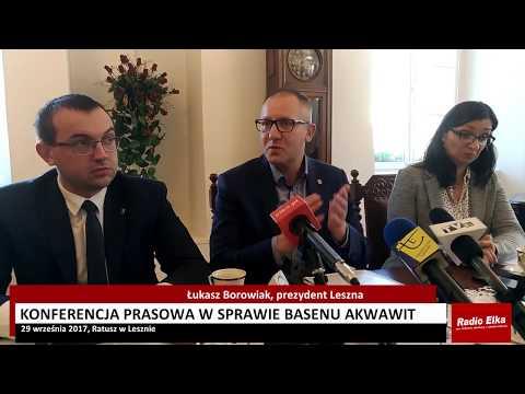 Wideo1: Basen Akwawit przynajmniej do końca roku będzie czynny