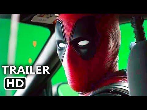 Funny movies - DEADPOOL 2 Funny Bloopers (2018) Ryan Reynolds Movie HD