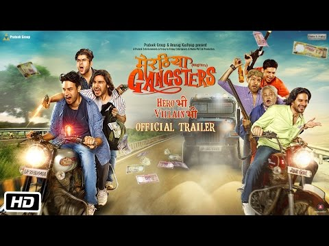 Meeruthiya Gangsters | Official Trailer | Releasing 18th Sept