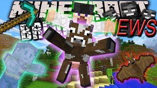 Minecraft 1.8 News: Possess Mobs! Ghost Spectator Mode - Fly Through Blocks