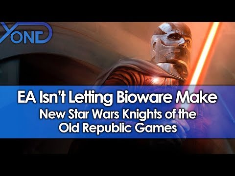 EA Isnt Letting Bioware Make New Star Wars Knights of the Old Republic Games