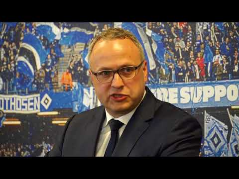 HSV-Vorstand Wettstein erklärt den Trainerwechsel