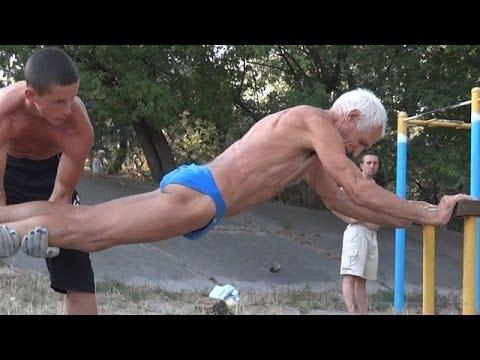 73歳の驚愕のトレーニング