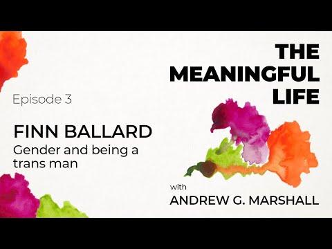 Ep3. Finn Ballard, Gender and being a trans man