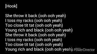 DDG - Young, Rich & Black (Lyric video)