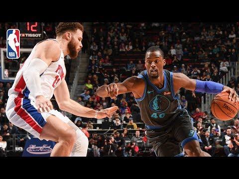 Video: Full Game Recap: Mavericks vs Pistons | Drummond Scores 24 & Grabs 20 Boards