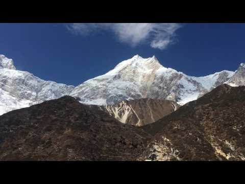 Manaslu Trek Video 1