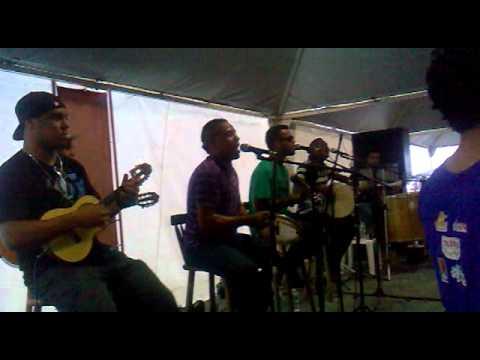 grupo amor e samba em mongaguá,batucada boa e aceita paixão!!!.mp4
