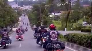 Samarinda Indonesia  city photos : ROC Indonesia MC Chapter Samarinda Weekend Ride