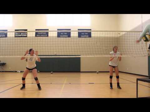 Lindsey Robison 2017 Volleyball Prospect - Skills Tape